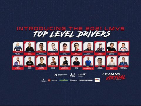 Le Mans Virtual Series - Joint Venture Between Motorsport Games and Automobile Club de l'Ouest - Reveals Full Driver Entry List for the 2021-22 Season