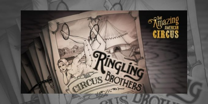 The Amazing American Circus - Step into the Ring on September 16th!